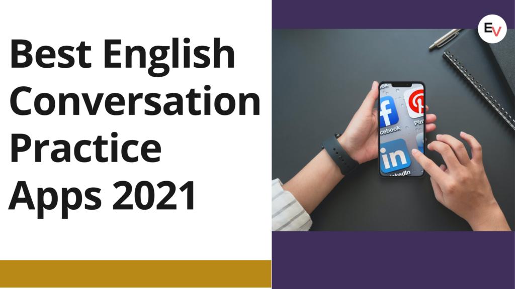 best english conversation practice app
