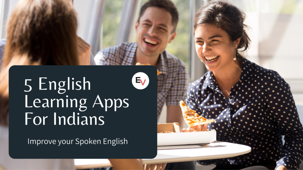 English learning apps for Indians